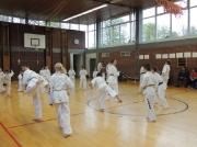 Prüfung Taekwondo Kinder KSV Weissenhorn_53