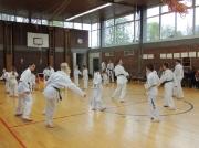Prüfung Taekwondo Kinder KSV Weissenhorn_54