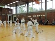 Prüfung Taekwondo Kinder KSV Weissenhorn_56