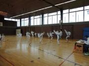 Prüfung Taekwondo Kinder KSV Weissenhorn_73