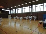 Prüfung Taekwondo Kinder KSV Weissenhorn_74